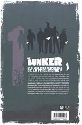 Verso de Bunker (The) -1- Capsule temporelle