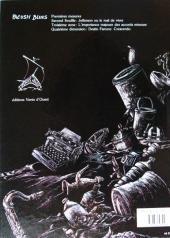 Verso de Pacush Blues -4- Quatrième dimension : Destin farceur crescendo