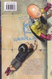 Verso de One-Punch Man -2- Le secret de la puissance