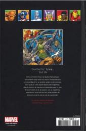 Verso de Marvel Comics - La collection (Hachette) -5450- Fantastic Four - La Fin
