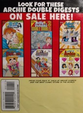 Verso de Free Comic Book Day 2014 - Archie Digest