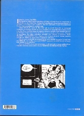 Verso de Alex Magnum -1- Le bras de la loi