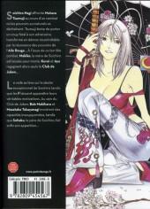 Verso de Enfer & paradis (Volume double) -6- Volume 6