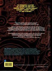 Verso de (AUT) Kirby, Jack -2- Jack Kirby's, le super-héros de la bande dessinée - 1966-1994