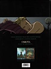 Verso de Dakota (Dufaux/Adamov) -2- Tome 2