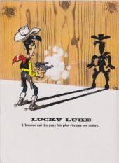 Verso de Lucky Luke (Pub et Pastiches) -5Esso- lucky luke contre pat poker