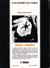 Verso de Mort Cinder - Tome 1a1982