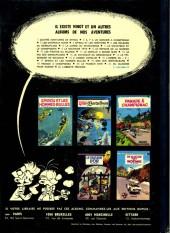 Verso de Spirou et Fantasio -17c73- Spirou et les Hommes-Bulles