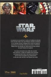 Verso de Star Wars - Légendes - La Collection (Hachette) -1045- Le pouvoir de la Force - Tome 1