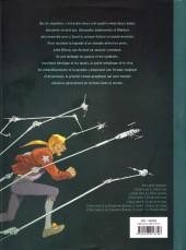Verso de L'incal - Une aventure de John Difool -INTFL'- L'Intégrale