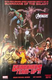 Verso de Avengers Adaptation (The) (2015) -2- The Avengers