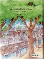 Verso de Les contes de la Ruelle - Les Contes de la Ruelle