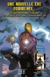 Verso de Spider-Man Universe (Marvel France 2e série) -1- Changement de vie