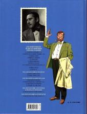 Verso de Blake et Mortimer (Les Aventures de) -6d2013a- La Marque Jaune
