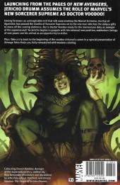 Verso de Doctor Voodoo (2009) -INT- Avenger of the Supernatural