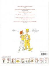 Verso de La vérité sur -3- La vie de couple