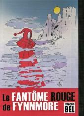 Verso de Le fantôme rouge de Fynnmore - Le Fantôme rouge de Fynnmore