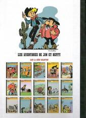 Verso de Jim L'astucieux (Les aventures de) - Jim Aydumien -9- Heppy a le filon