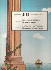 Verso de Alix -5b1965- La griffe noire