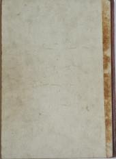 Verso de Spirou (Almanachs & Album+) -1- Almanach 1944