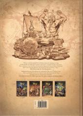 Verso de Lanfeust de Troy -HS4a- Volume III - Bestiaire