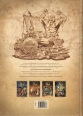 Verso de Lanfeust de Troy -HS2a- Volume I - Données essentielles