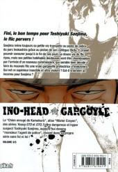 Verso de Ino-Head Gargoyle -3- Vol. 3