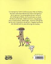 Verso de Kiki et Aliène -3- Le plein de vitamines