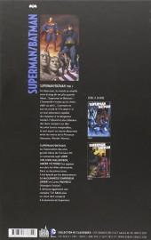 Verso de Superman/Batman (Urban Comics) -2- Tome 2