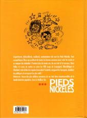 Verso de Pieds Nickelés (Le meilleur des) -3a2015- Tricheurs, hâbleurs, manipulateurs... les affaires reprennent !