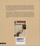 Verso de (DOC) Études et essais divers - Le Petit Nazi illustré - Vie et survie du Téméraire (1943-1944)