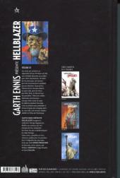 Verso de Hellblazer (Garth Ennis présente) -3- Volume III