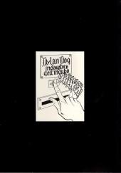 Verso de Dylan Dog (en italien, Albo Gigante) -4- Cronache di straordinaria follia - Era morta - Delitti a passo di danza - Il Vicino di casa