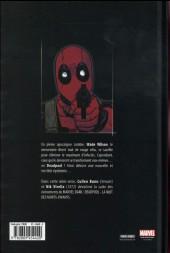 Verso de Deadpool (Marvel Dark) -5- Le retour du Deadpool-vivant