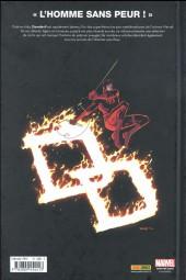 Verso de Daredevil - Je suis Daredevil - Je suis Daredevil