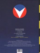 Verso de Michel Vaillant - Nouvelle saison -5TL- Renaissance (Work in progress)