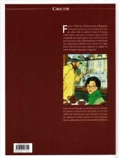 Verso de Max Fridman (Les aventures de) -1d- Rhapsodie hongroise