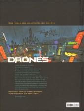 Verso de Drones -2- Post-Trauma