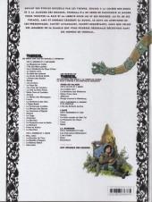 Verso de Thorgal (Les mondes de) - La Jeunesse de Thorgal -4- Berserkers