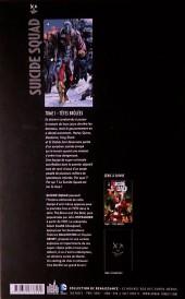 Verso de Suicide Squad -1- Têtes brûlées