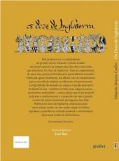 Verso de Doze de Inglaterra (Os) - Os Doze de Inglaterra