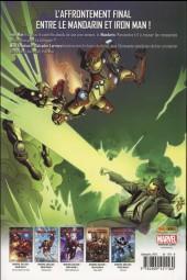 Verso de Invincible Iron Man (The) (Marvel Deluxe) -6- Le futur
