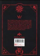 Verso de Beyond Evil -1- Tome 1