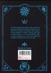 Verso de Beyond Evil -2- Tome 2