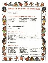 Verso de Néron et Cie (Les Aventures de) (Érasme) -12- Le lutin doré