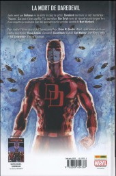 Verso de Daredevil : End of Days - Tome INT