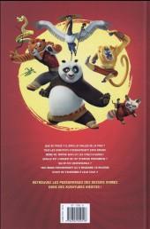 Verso de Kung Fu Panda (Soleil) -1- Fu-Fu fighting !