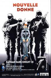 Verso de Superman Univers -HS01- Dark Knight over Metropolis