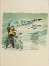 Verso de Tanguy et Laverdure -9b1973- Les anges noirs