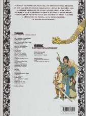 Verso de Thorgal -19b10- La Forteresse invisible